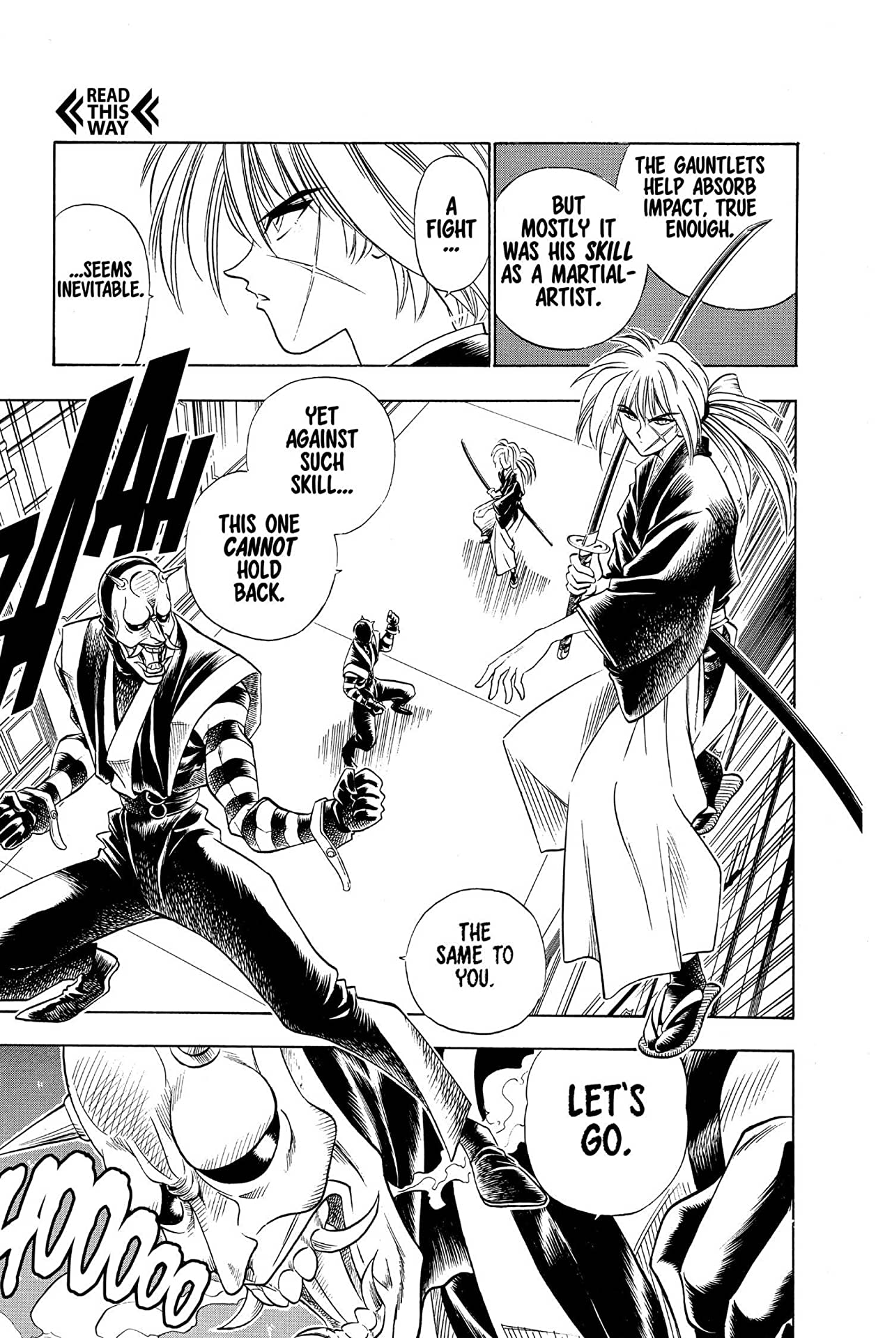 Rurouni Kenshin Vol. 4
