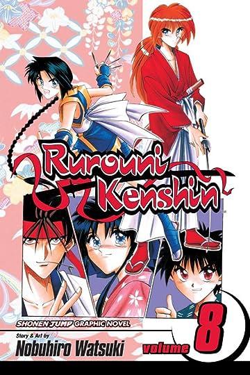 Rurouni Kenshin Vol. 8