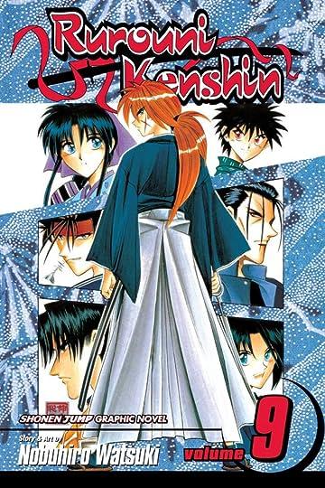 Rurouni Kenshin Vol. 9