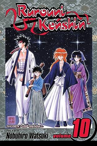Rurouni Kenshin Vol. 10