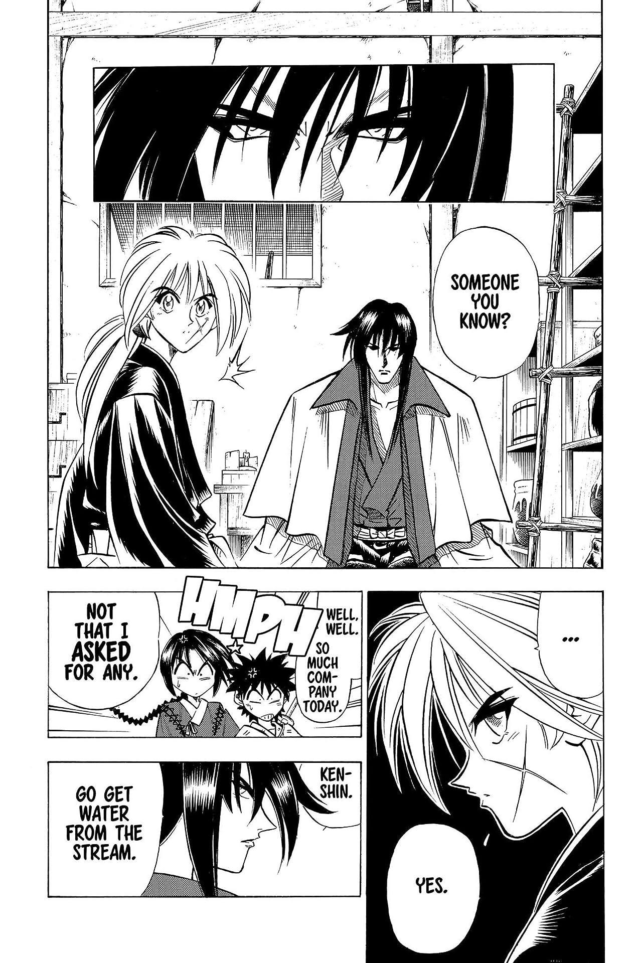 Rurouni Kenshin Vol. 11
