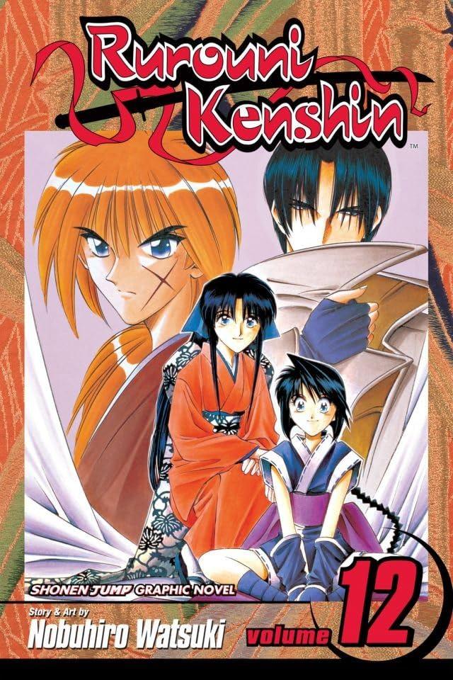 Rurouni Kenshin Vol. 12