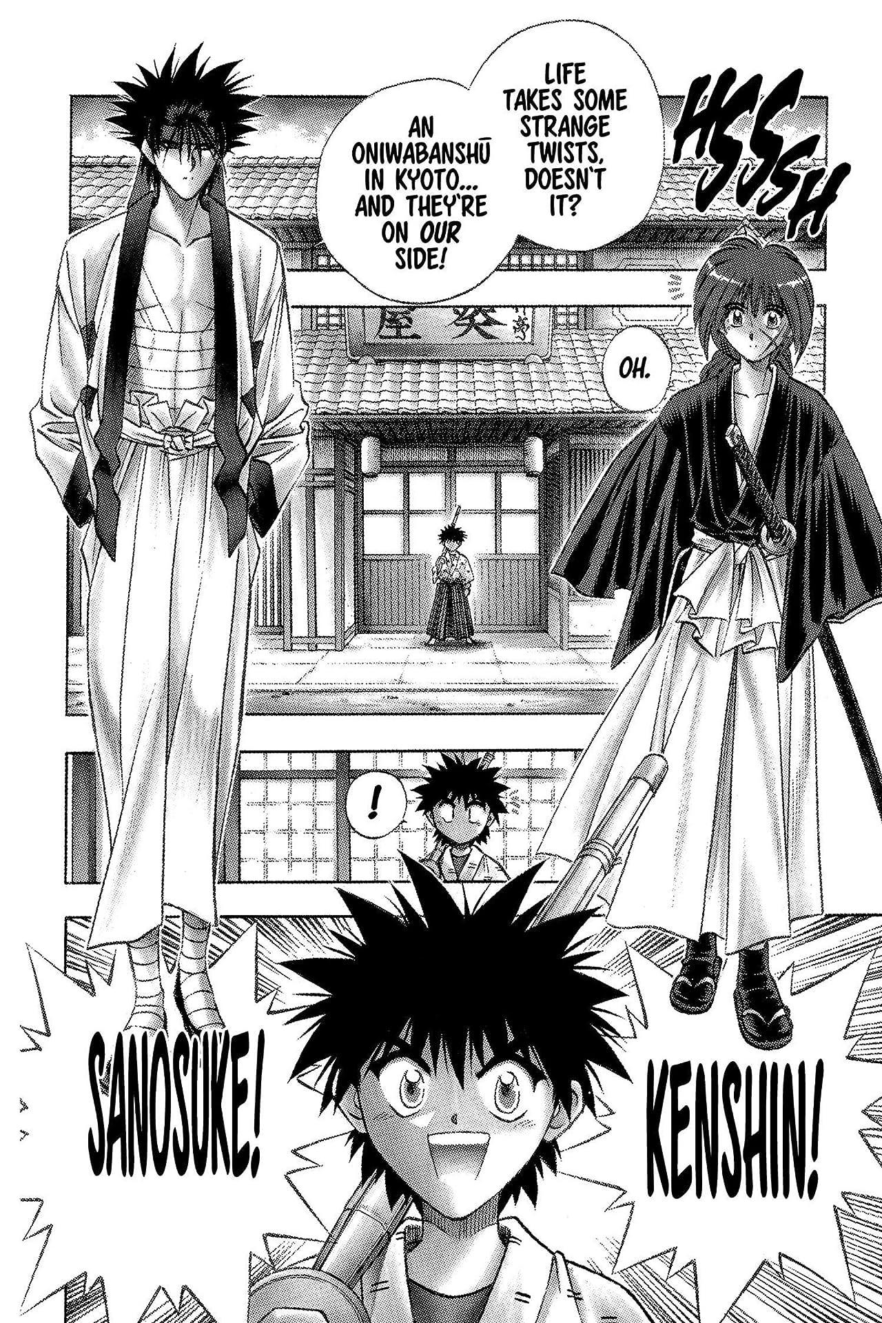 Rurouni Kenshin Vol. 13