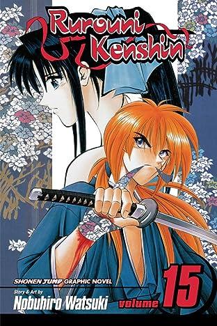 Rurouni Kenshin Vol. 15