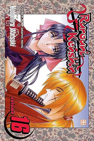 Rurouni Kenshin Vol. 16