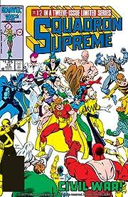 Squadron Supreme #12