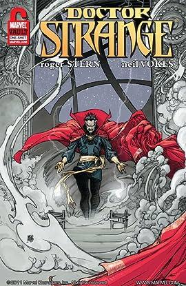 Doctor Strange: From the Marvel Vault #1