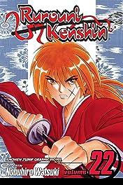 Rurouni Kenshin Vol. 22