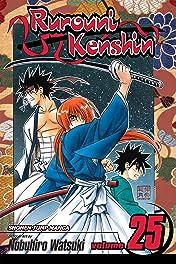 Rurouni Kenshin Vol. 25