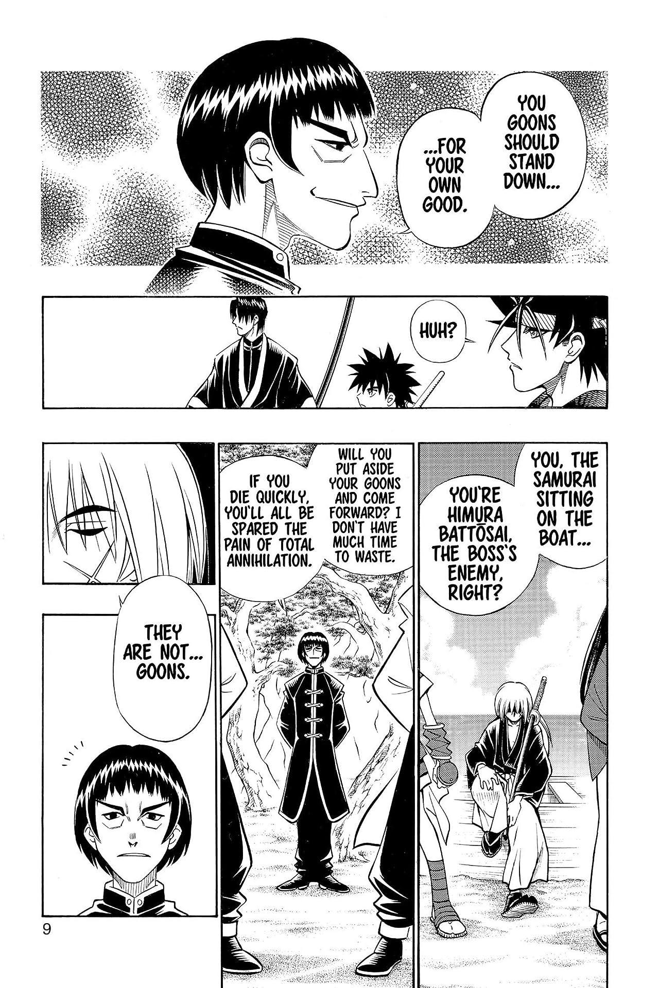 Rurouni Kenshin Vol. 27