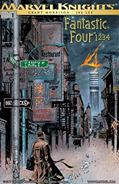 Fantastic Four: 1234 No.1
