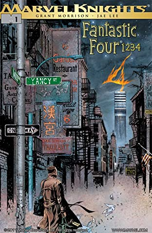 Fantastic Four: 1234 No.1
