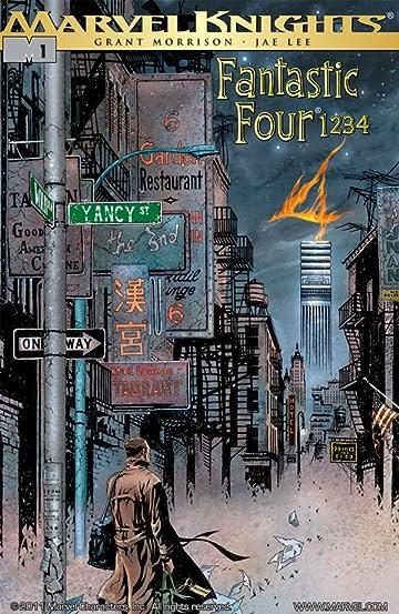 Fantastic Four: 1234 #1