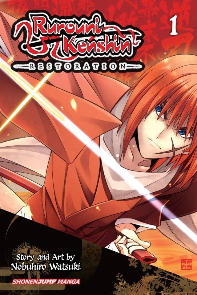 Rurouni Kenshin: Restoration Vol. 1