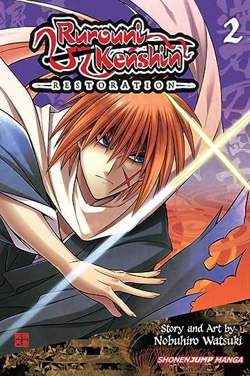 Rurouni Kenshin: Restoration Vol. 2