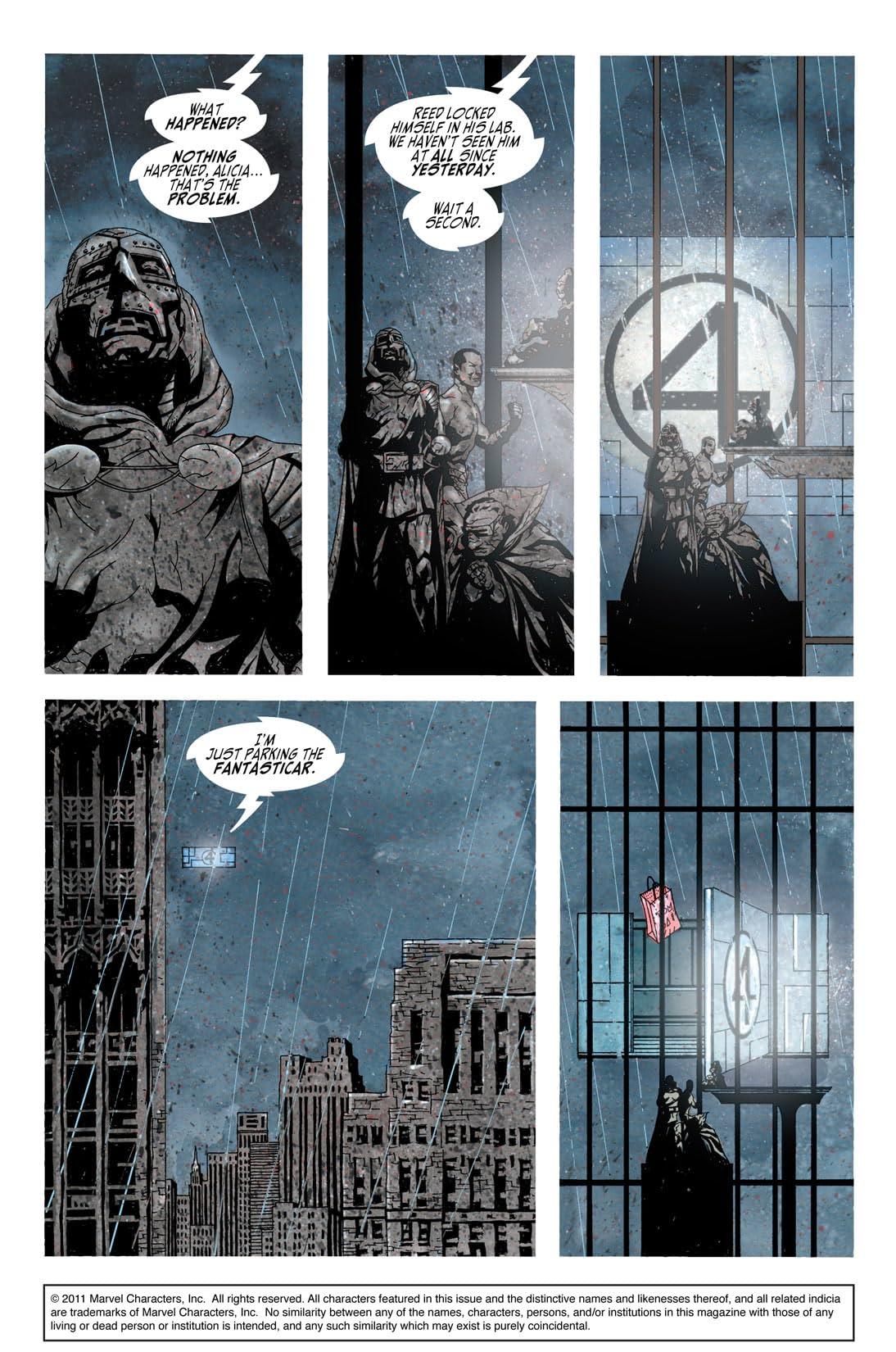 Fantastic Four: 1234 #2