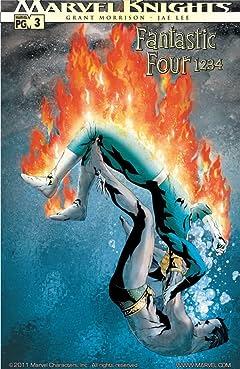 Fantastic Four: 1234 No.3