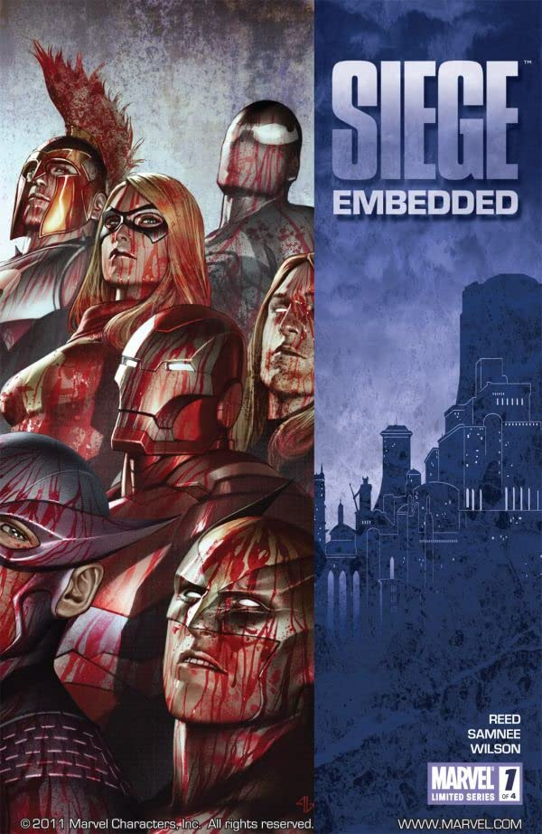 Siege: Embedded #1 (of 4)
