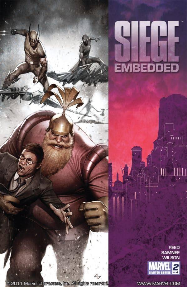 Siege: Embedded #2 (of 4)