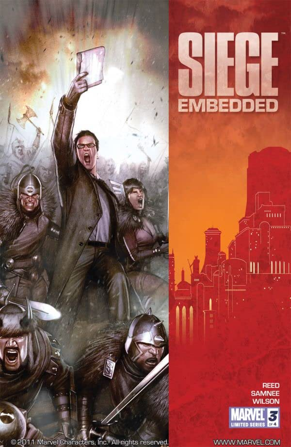 Siege: Embedded #3 (of 4)