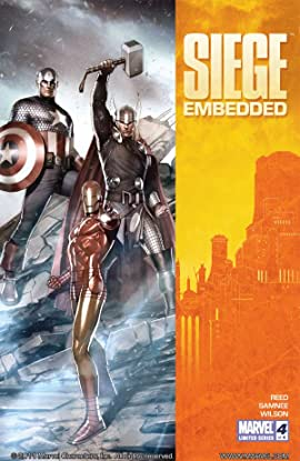 Siege: Embedded #4 (of 4)