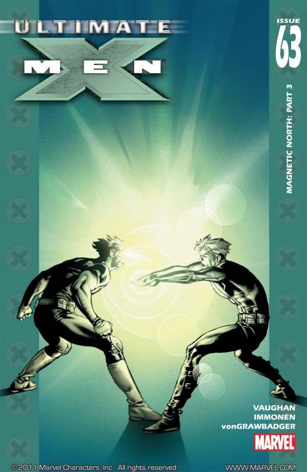 Ultimate X-Men #63