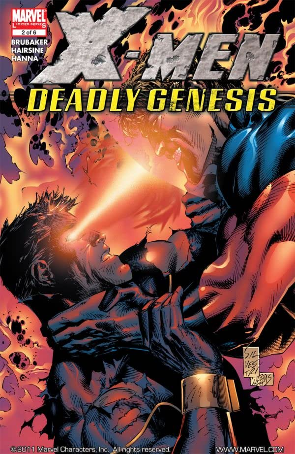 X-Men: Deadly Genesis #2