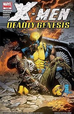 X-Men: Deadly Genesis #3