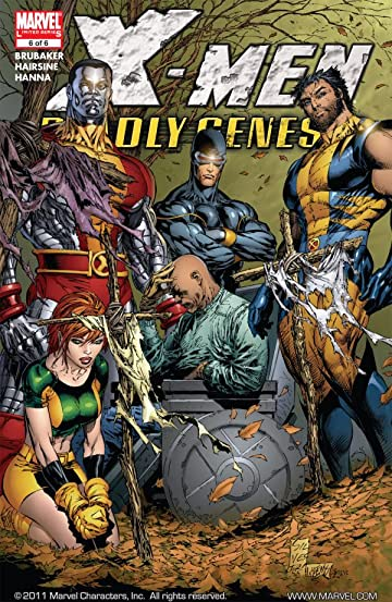 X-Men: Deadly Genesis #6