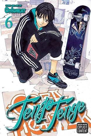 Tenjo Tenge Vol. 6