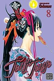 Tenjo Tenge Vol. 8