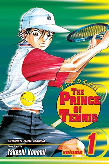 The Prince of Tennis Vol. 1