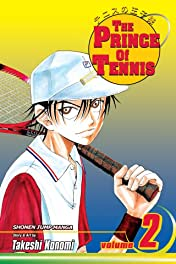 The Prince of Tennis Vol. 2