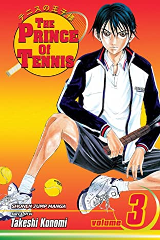 The Prince of Tennis Vol. 3