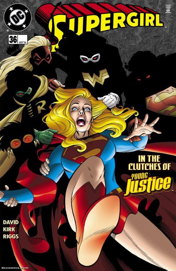Supergirl (1996-2003) #36