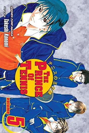 The Prince of Tennis Vol. 5