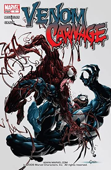 Venom vs. Carnage #1 (of 4)
