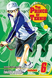 The Prince of Tennis Vol. 6