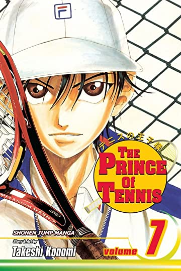 The Prince of Tennis Vol. 7