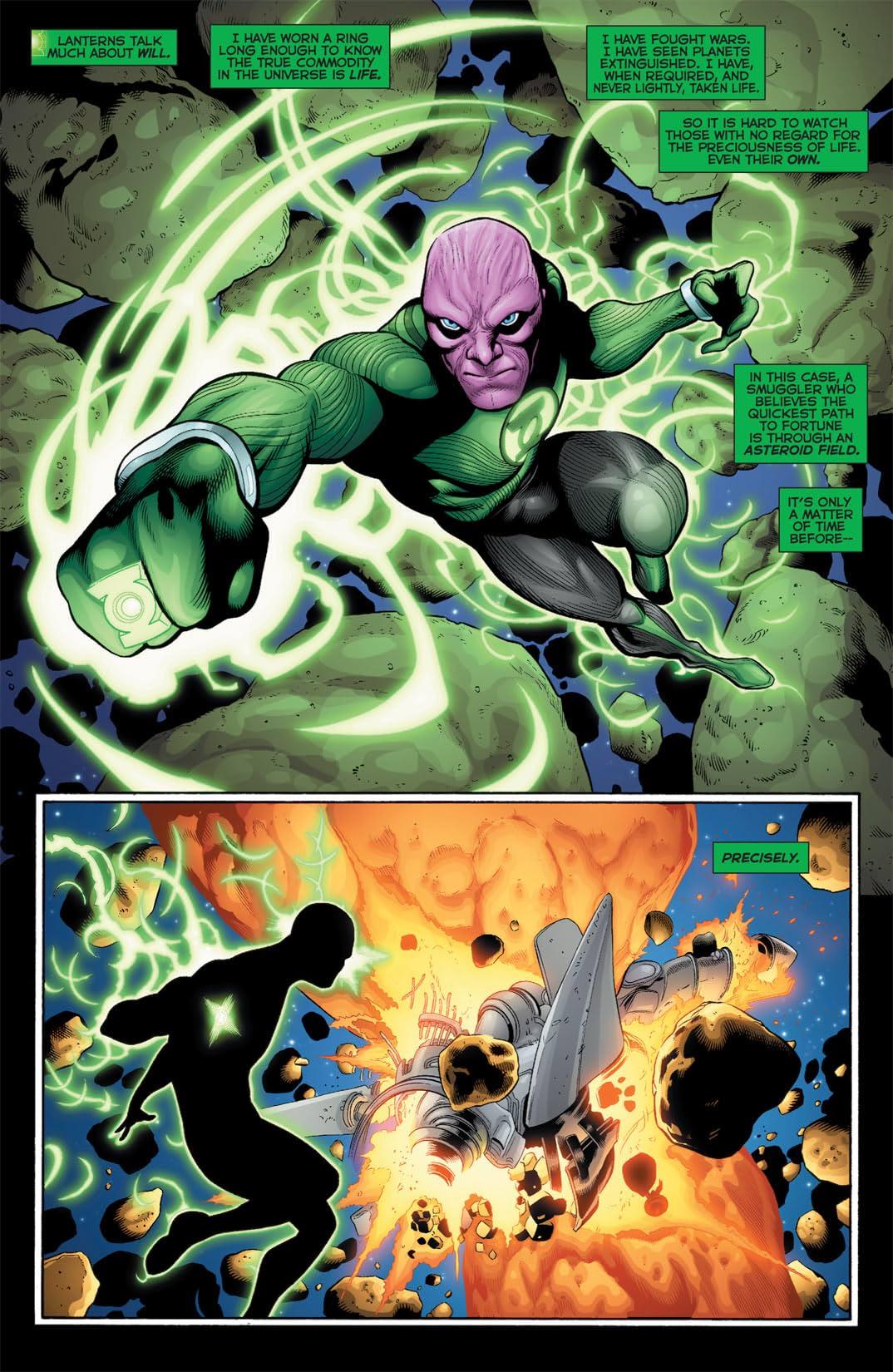 Green Lantern Movie Prequel: Abin Sur