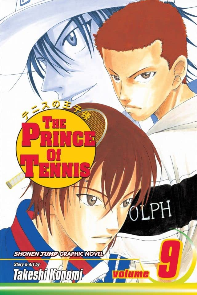 The Prince of Tennis, Vol. 6: Sign of Strength