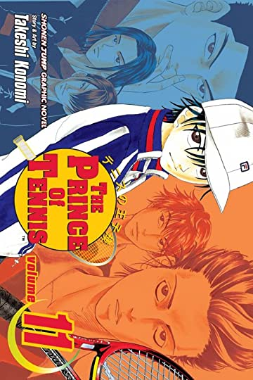 The Prince of Tennis Vol. 11