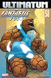Ultimate Fantastic Four #58