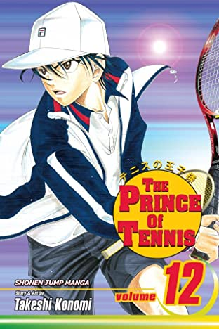 The Prince of Tennis Vol. 12