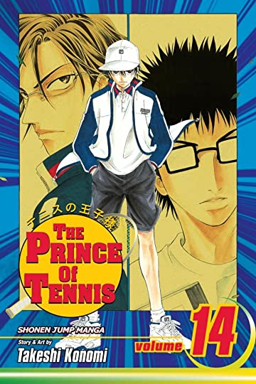 The Prince of Tennis Vol. 14