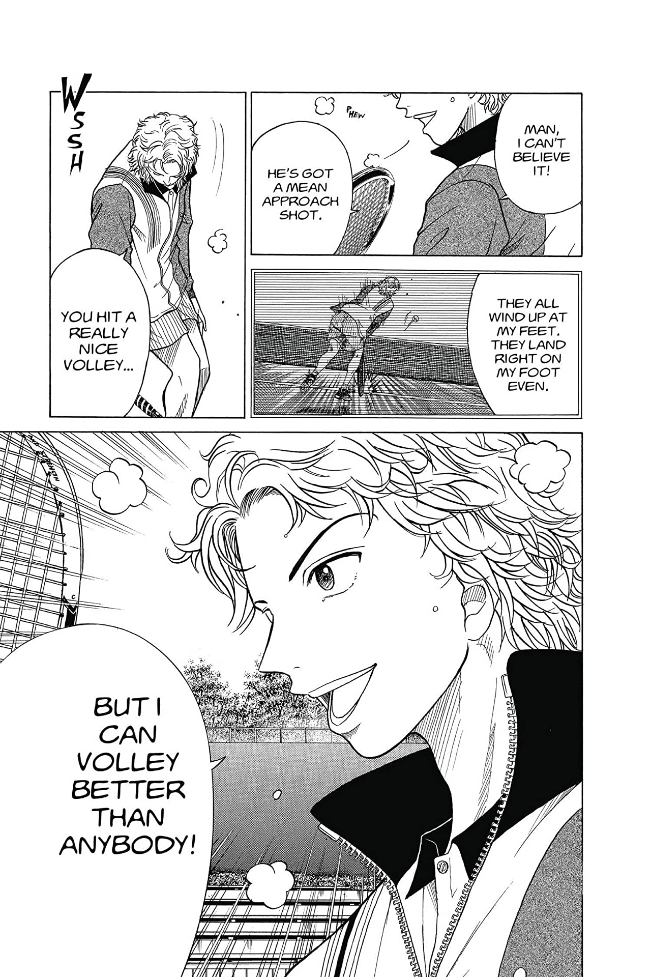 The Prince of Tennis Vol. 17