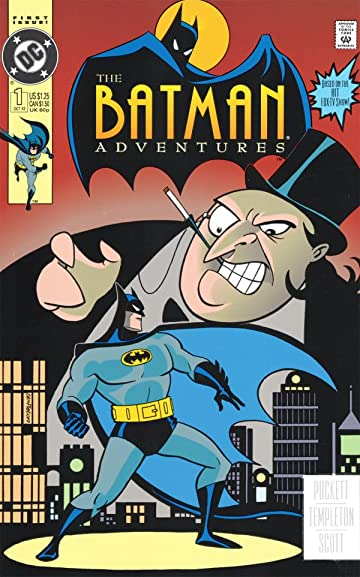 The Batman Adventures (1992-1995) #1