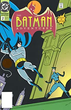The Batman Adventures (1992-1995) No.2
