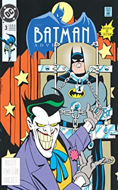 The Batman Adventures (1992-1995) #3