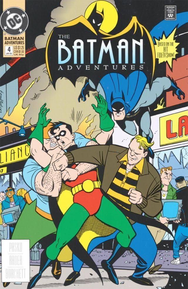 The Batman Adventures (1992-1995) #4